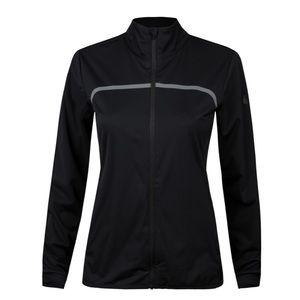 Nike ladies repel golf full zip jacket
